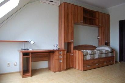 We produce furniture of any size and complexity.