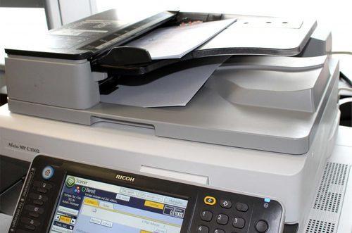 Kopien und Digitaldruck