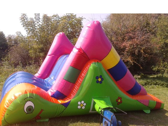 inflatable slide, inflatables, inflatable Mini