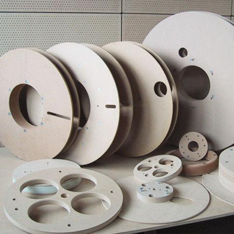 Systemspulen aus Lignan