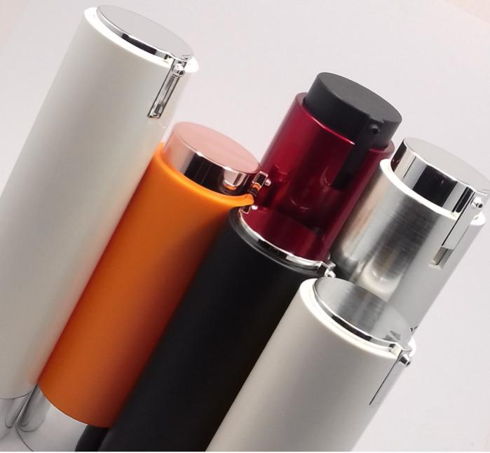AIRLESS RECHARGEABLE 30ml 50ml