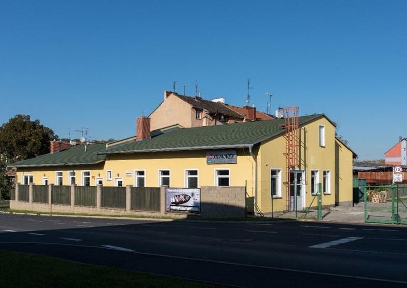 BONNEL TECHNOLOGIE - Production Hall 2