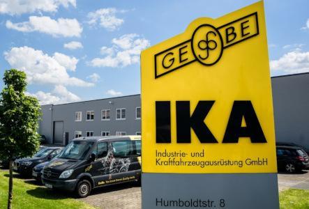IKA Industrie- und Kraftfahrzeugausrüstung GmbH