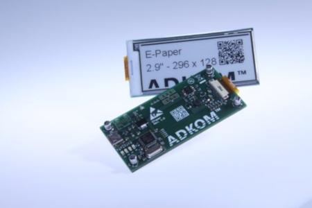 E-Paper Display with controller board