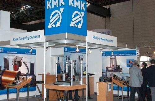 """KMK auf der """"wire"""" in Düsseldorf"""