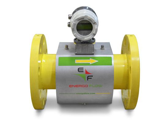 Energoflow GFE-202 are MID, ATEX certified. State-of-art Ultrasonic Gas Flow Meter designed for accurate and reliable measurement of flow velocity, volumetric flow rate and volumetric flow rate.