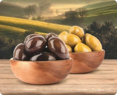 Kalamata Green Olives