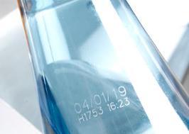 Bedrucken von PET-Flaschen