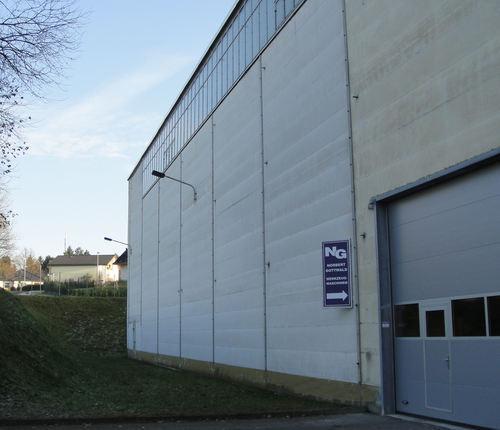 Maschinenhalle Gottwald in Chemnitz