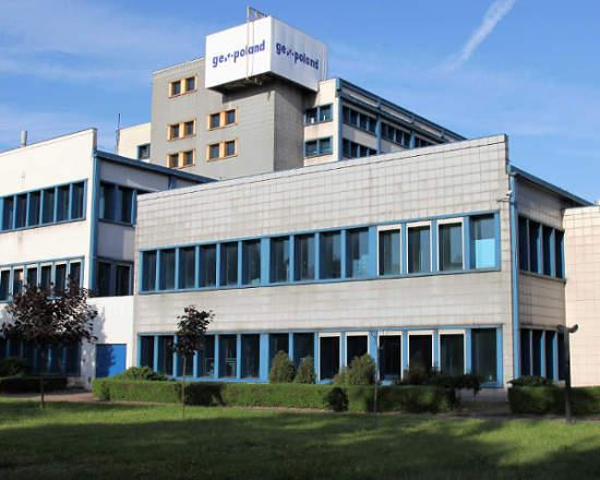 Geo-Poland production building