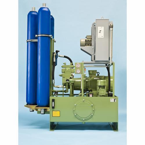 Hy-Aggregate f. furnace