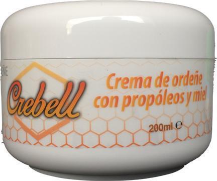 Crema de Ordeñe Crebell- Bote de 200ml