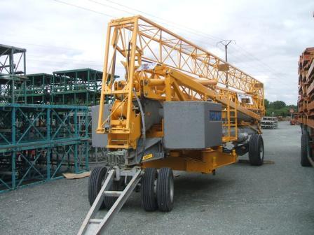 Grue hydraulique HD40