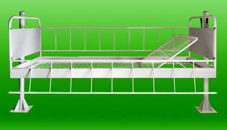 Metal beds manufacturer.