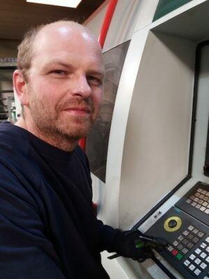 David Scholz, Geschäftsführer