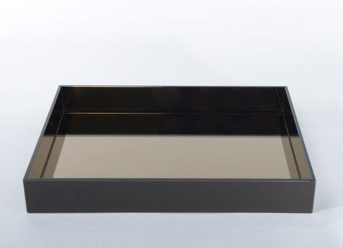 Warenpräsenter UV-verklebtes Glas