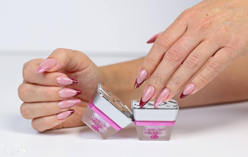 Geles de alta calidad para salones profesionales de manicuras. La vaiedad más alta de colores del panorama de uñas.