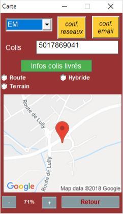 Applications mobiles de géolocalisation