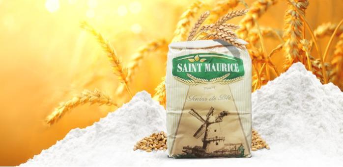 Farine de blé Saint Maurice Type-55