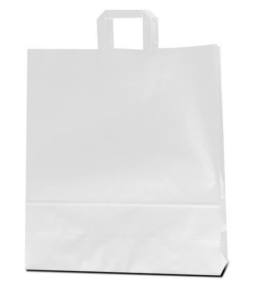 """Estas bolsas de papel de celulosa blanca pueden adquirir en <a href=""""http://www.plasticos-sesmero.es/comprar-bolsas-ecologicas-online/14-bolsas-papeles-celulosa-y-kraft"""">nuestra tienda virtual </a>"""