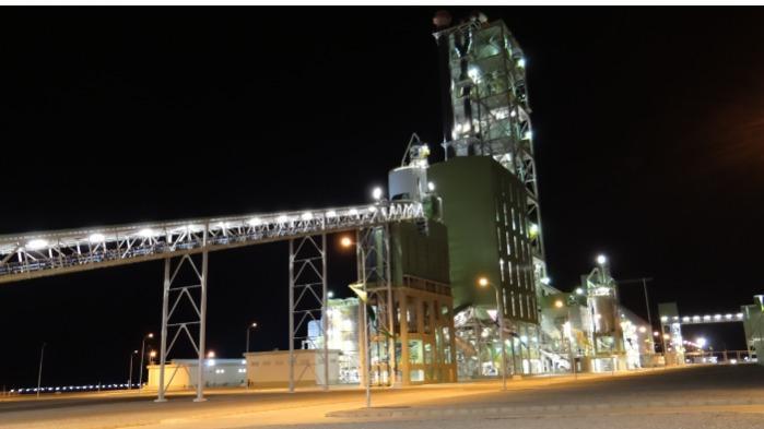 Lebap Cement Plant, Turkmenistan