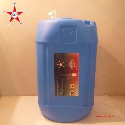 Misceela alcol refrigerato per taglio metalli