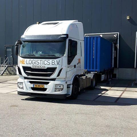 HE-LOGISTICS Transport containers