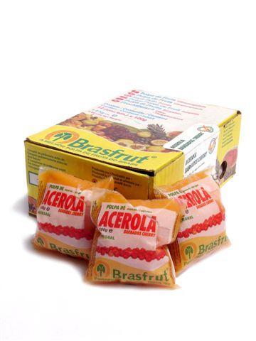 Fruit Pulp-Puree Natural in individual doses