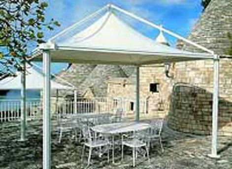 SPRECH SRL, Tents and marquees, glamping, filling station canopies, on EUROPAGES.