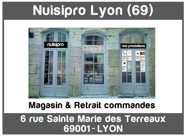 Magasin NUISIPRO à Lyon