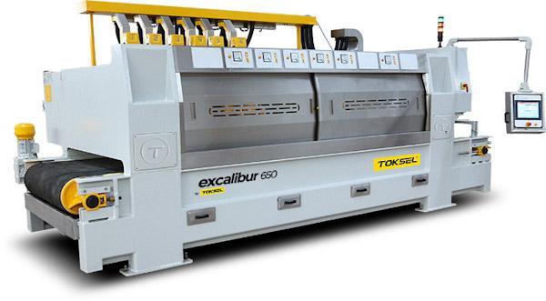 Multiheads Cutting Machine