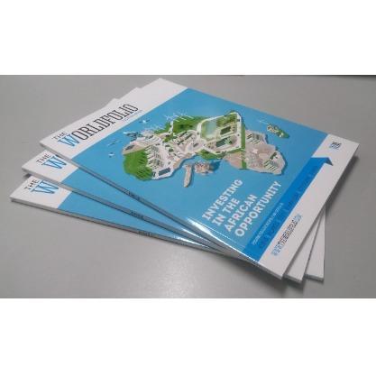 Perfect Bound Magazines