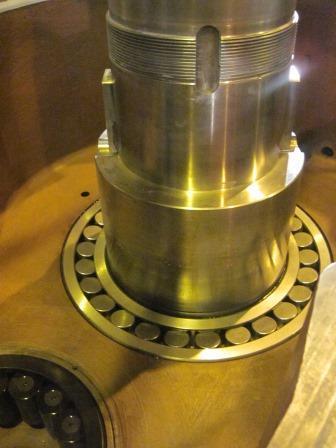 Mécanique de précision sur réducteurs