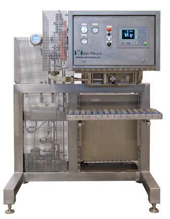 Van Meurs - Bag-in-Box filling machine