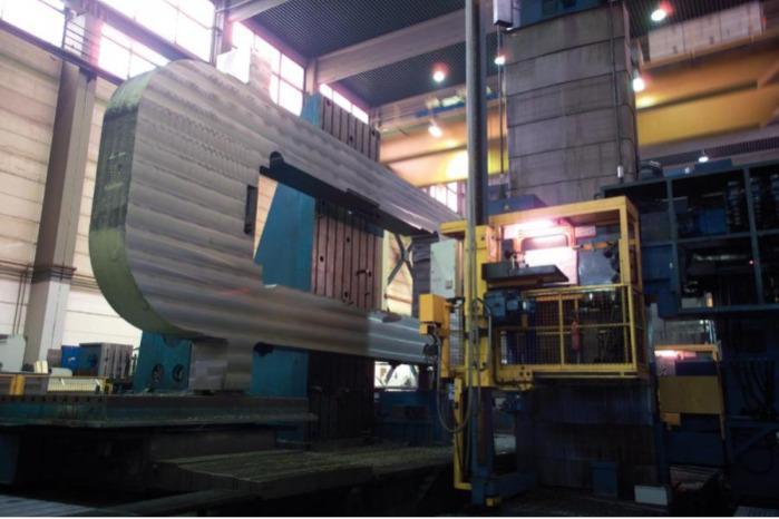 Branche - Stahlindustrie