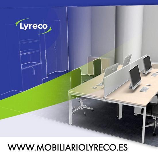 Desarrollo E-Commerce Lyreco España