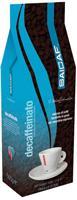 Questa speciale miscela subisce un procedimento di estrazione del contenuto di caffeina e consente un prodotto in tazza più adatto per quanti non possono fare uso di tale eccitante.
