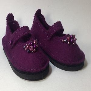 Children's Slippers made of natural wool