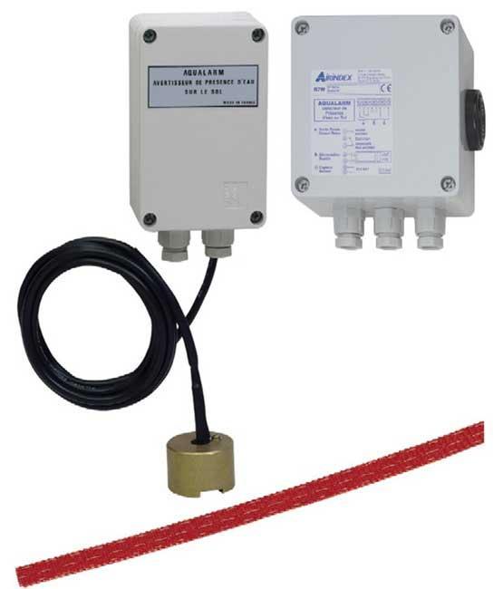 Détecteur de fuite d'eau, AQUALARM