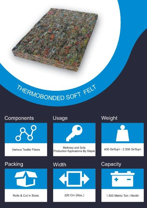 Thermobonded Soft flet