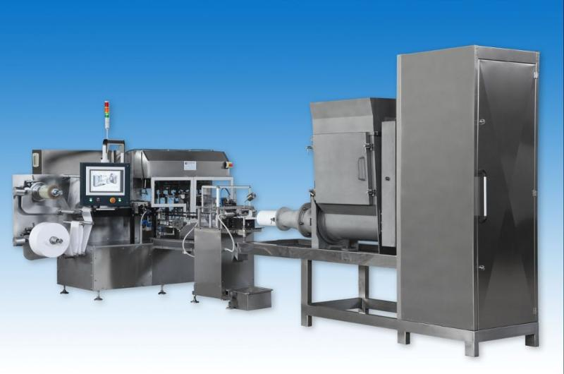 YEAST EXTRUDING & PACKAGING LINE