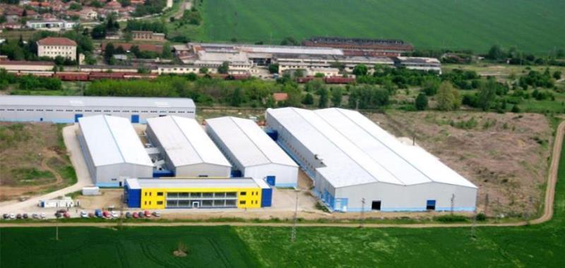 Silva mash - Production site