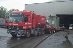 Schwertransport 1