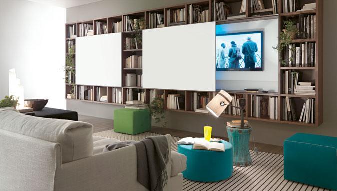 Notre équipe, assistée d'une architecte d'intérieur, vous accompagne dans votre projet de bibliothèque, pour le bureau ou pour la maison. Etude et devis gratuits.