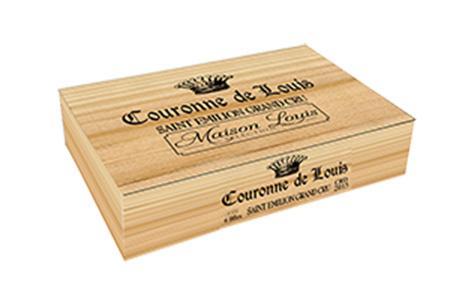 COURONNE DE LOUIS AOC SAINT EMILION GRAND CRU