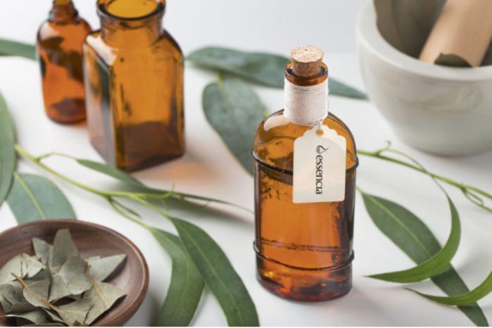 Organische und pharmazeutische ätherische Öle