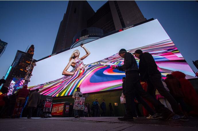 LED Digital Billboards For Advertising