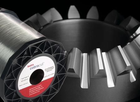 Funkenerosionsdraht für mehr Präzision auf Agie Maschinen