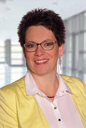 Daniela Grosser, Geschäftsführerin