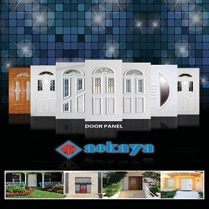 PVC DECORATIVE DOOR PANEL